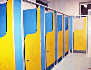 bagni per edifici scolastici
