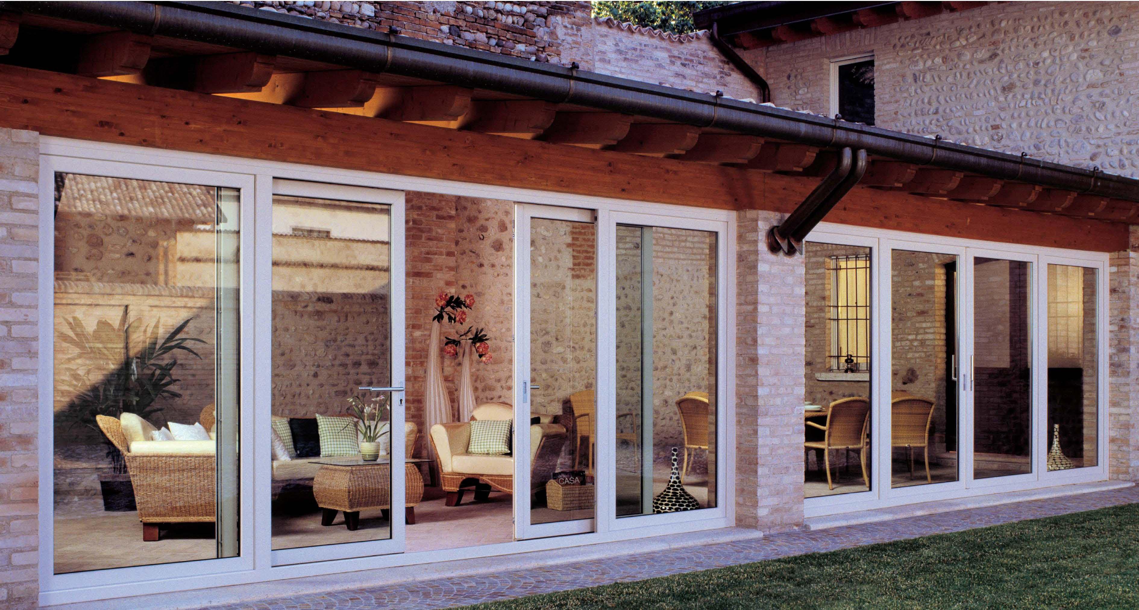 Finestre tapparelle zanzariere san severo foggia puglia - Persiane per finestre scorrevoli ...